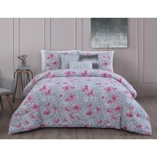steve madden ellie 6piece comforter set