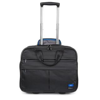 Hedgren Capitol Overnight Rolling 15-inch Laptop Tote Bag