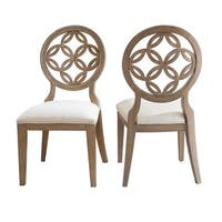 Hillsdale Furniture Grey Finish Savona Dining Chair (Set of 2)