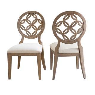Hillsdale Furniture Grey Finish Savona Dining Chair (Set of 2)