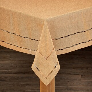 Hemstitch Tablecloth Collection (5 options available)