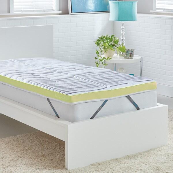 memory topper toppers vs foam best mattress latex