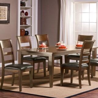 Hillsdale Furniture Park Avenue Dark Cherry Leg Dining Table