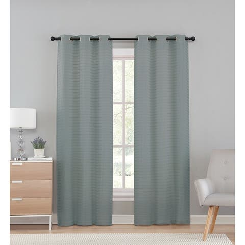 VCNY Home Marcus Panel Pair
