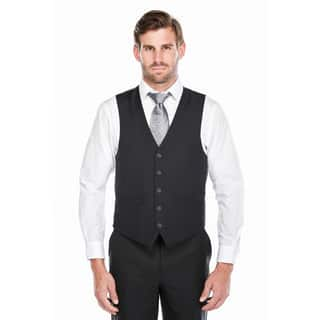 Verno Men's Dark Navy Five Button Classic Fit Vest https://ak1.ostkcdn.com/images/products/15437878/P21887252.jpg?impolicy=medium