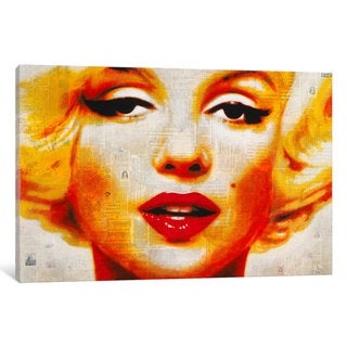 iCanvas 'Marilyn' by Andre Monet Canvas Print