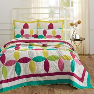 Everly Cotton Quilt Set