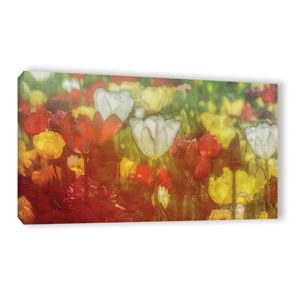 Scott Medwetz's 'Tulips for Ann' Gallery Wrapped Canvas