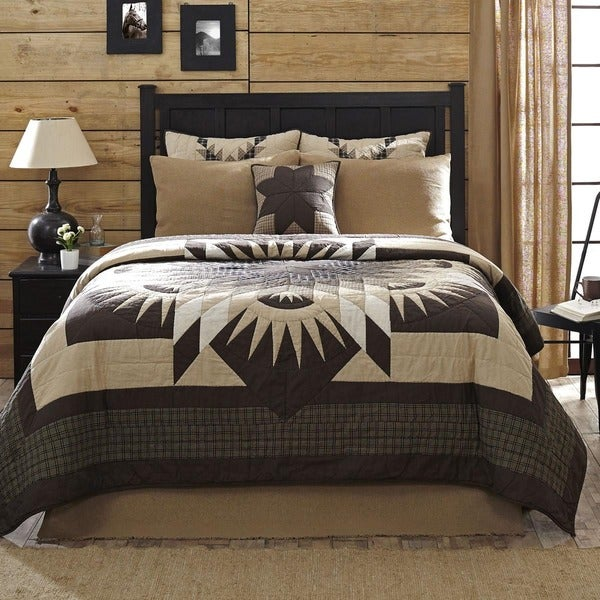 Dean King-size Cotton Quilt (Shams Not Included)