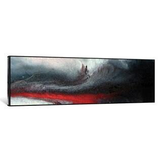 iCanvas 'Winter Storm' by Michael Goldzweig Canvas Print