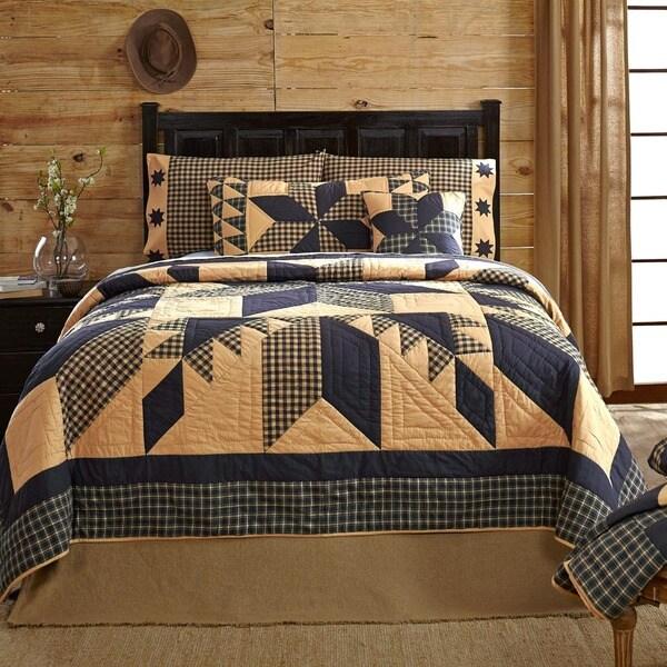 Dakota Star King Bed Quilt