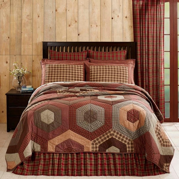 Graham Cotton Quilt (Shams Not Included)