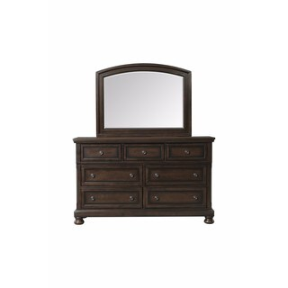 Picket House Furnishings Kingsley Dresser & Mirror Set