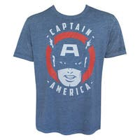 Captain America Vintage Tee Shirt