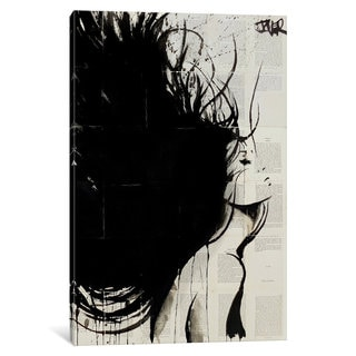 iCanvas 'The New Mistral' by Loui Jover Canvas Print