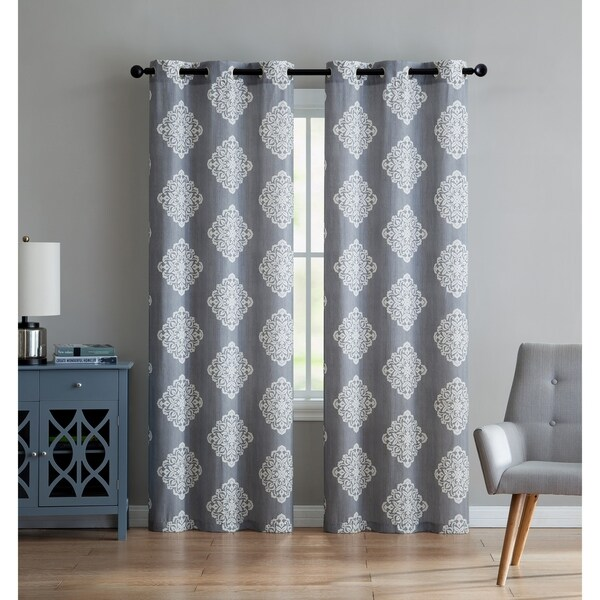 VCNY Home Aria Printed Panel Pair