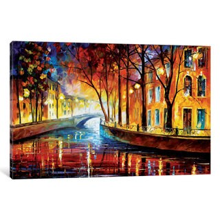 iCanvas 'Misty Melody' by Leonid Afremov Canvas Print