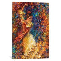 iCanvas 'Flamenco and Fire' by Leonid Afremov Canvas Print