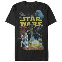 Star Wars Rebel Classic Black T-Shirt