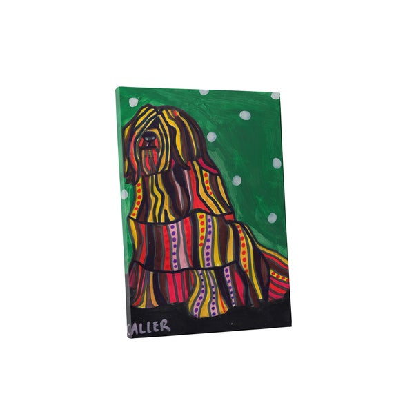 Heather Galler Bernemasco Gallery Wrapped Canvas Wall Art