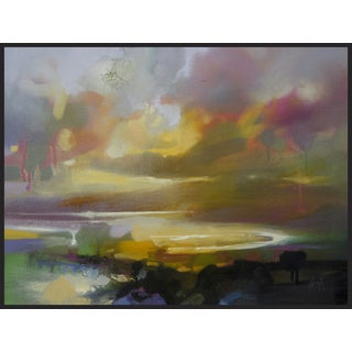 Hobbitholeco Scott Naismith 'Pond' Gel Brush-finish Framed Gallery-wrapped Wall Art