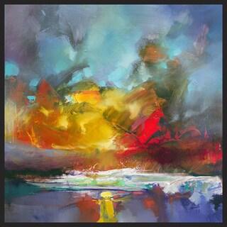 Scott Naismith 'Bright Sky' Canvas Wall Art