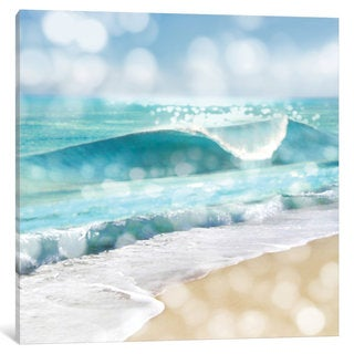 iCanvas 'Ocean Reflections I' by Kate Carrigan Canvas Print