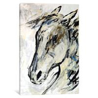 iCanvas 'Picasso's Horse II' by Julian Spencer Canvas Print
