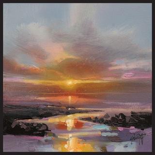 Scott Naismith 'Sunny View' Canvas Wall Art