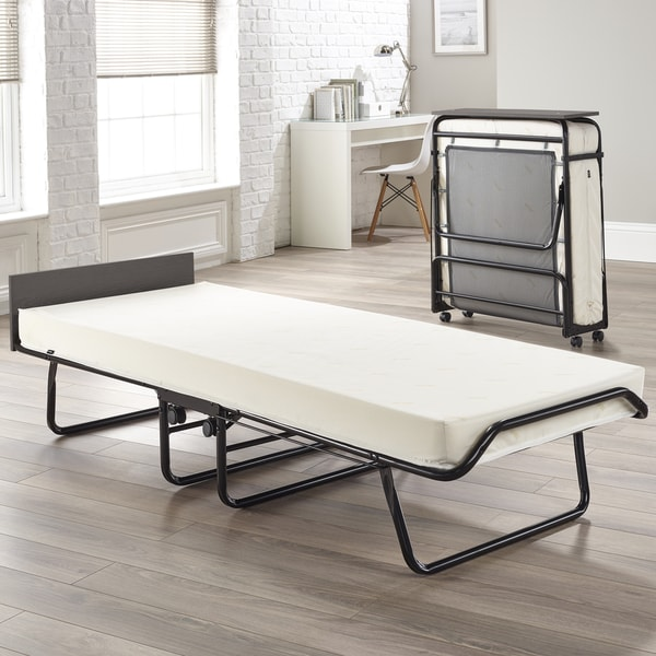 Shop JAY-BE Visitor Regular Folding Bed with Memory Foam ...