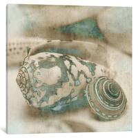 iCanvas 'Coastal Gems I' by John Seba Canvas Print