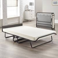 JAY-BE Visitor Oversize Folding Bed with Memory Foam Mattress