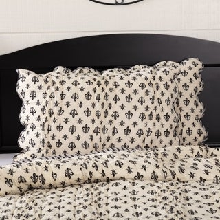 Elysee Cotton Lux King Sham