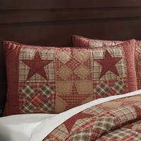 Dawson Star Cotton Lux King Sham