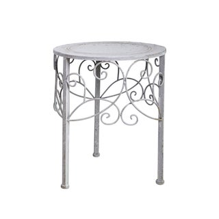 Bouleurs Round Metal Plant Stand (Set of 3)