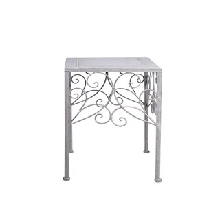 Cavaillon Square Metal Plant Stand (Set of 3)