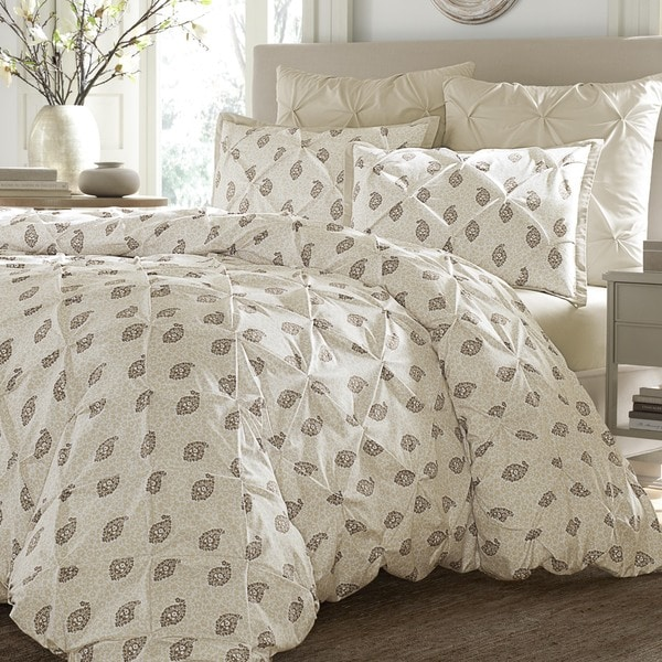 Stone Cottage Bernadette Textured Comforter Set