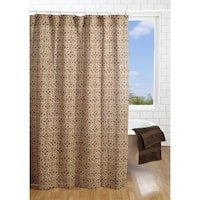 Lewiston Shower Curtain Printed