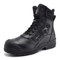 "Men's Condor Colorado 8"" Black Work Boot"