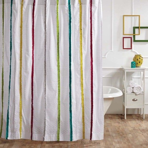 Everly Shower Curtain