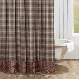 Dawson Star Shower Curtain