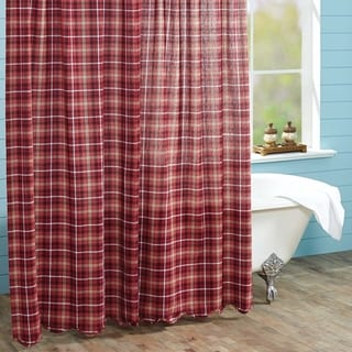 Plaid Shower Curtains Shop The Best Deals For Sep