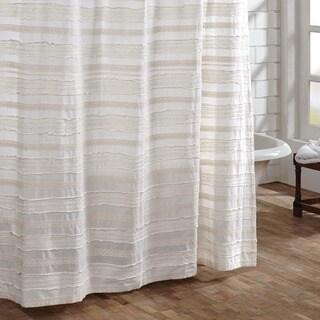 Jasmine Cotton Shower Curtain