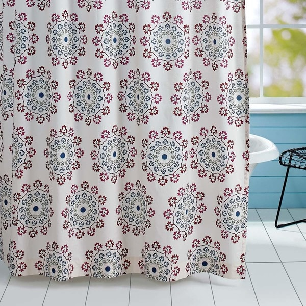 Antique Shower Curtain