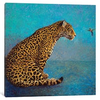 iCanvas 'The Discussion' by Iris Scott Canvas Print