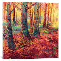 iCanvas 'Redwood Fall' by Iris Scott Canvas Print