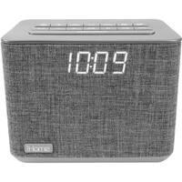 iHome iBT232 Desktop Clock Radio - Stereo