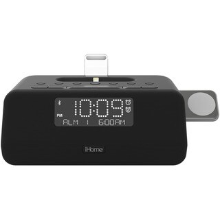iHome iPLWBT5 Clock Radio