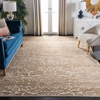 Martha Stewart by Safavieh Heritage Bloom Viscose/ Chenille Rug