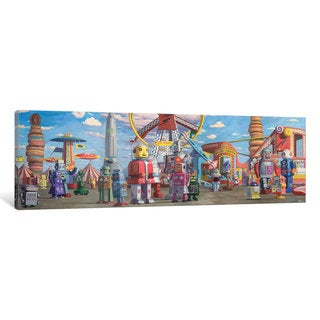 iCanvas 'Fairgrounds' by Eric Joyner Canvas Print